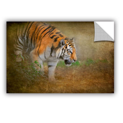 Brushstone On The Prowl Removable Wall Decal