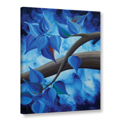 Brushstone Life Journey 2 Gallery Wrapped Canvas Wall Art