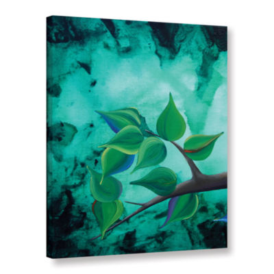 Brushstone Life Journey 1 Gallery Wrapped Canvas Wall Art