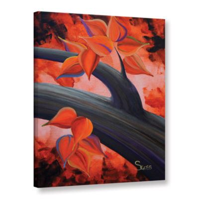 Brushstone Life Journey Gallery Wrapped Canvas Wall Art