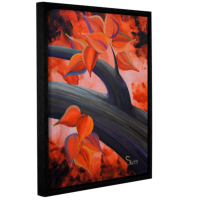 Brushstone Life Journey Gallery Wrapped Floater-Framed Canvas Wall Art