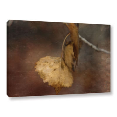 Brushstone One Place Gallery Wrapped Canvas Wall Art