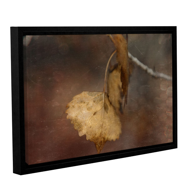 Brushstone One Place Gallery Wrapped Floater-Framed Canvas Wall Art