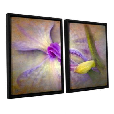 Brushstone Lifegiver 2-pc. Floater Framed Canvas Wall Art