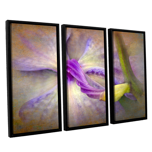 Brushstone Lifegiver 3-pc. Floater Framed Canvas Wall Art