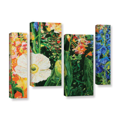 Brushstone Only Pick The Best 4-pc. Gallery Wrapped Staggered Canvas Wall Art