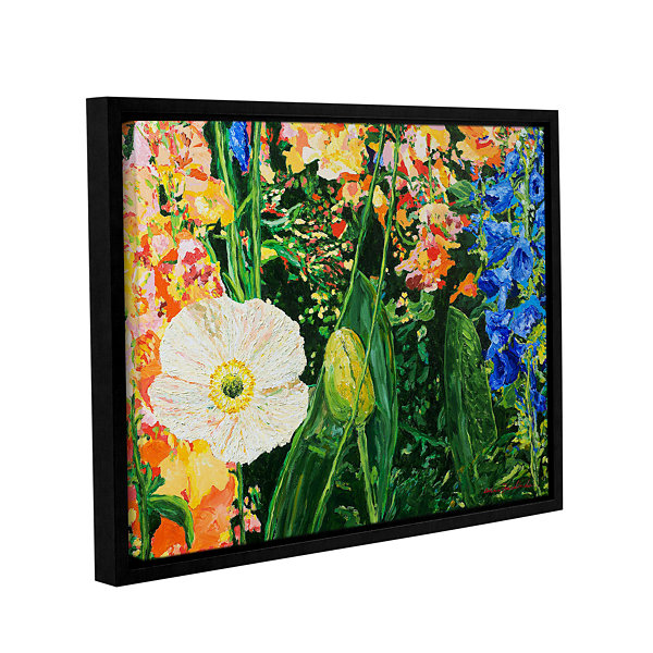 Brushstone Only Pick The Best Gallery Wrapped Floater-Framed Canvas Wall Art