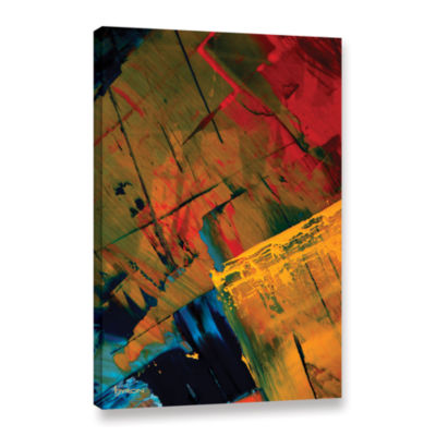 Brushstone Life Adventures Gallery Wrapped CanvasWall Art