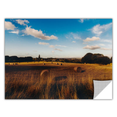 Brushstone Open Fields Removable Wall Decal