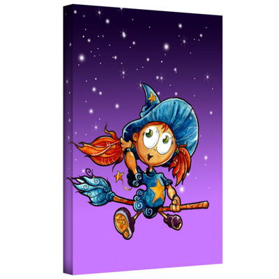 Brushstone Learning To Fly 3 Gallery Wrapped Canvas Wall Art