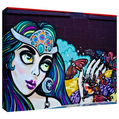 Brushstone Last 29-0345 Gallery Wrapped Canvas Wall Art