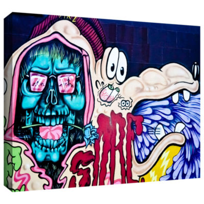 Brushstone Last 26-0341 Gallery Wrapped Canvas Wall Art