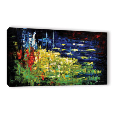 Brushstone Life Gallery Wrapped Canvas Wall Art