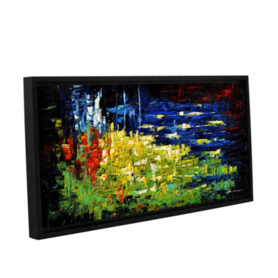 Brushstone Life Gallery Wrapped Floater-Framed Canvas Wall Art