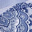 Intelligent Design Simone Soft Floral 90x90 Tapestry