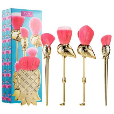tarte Let's Flamingle Brush Set