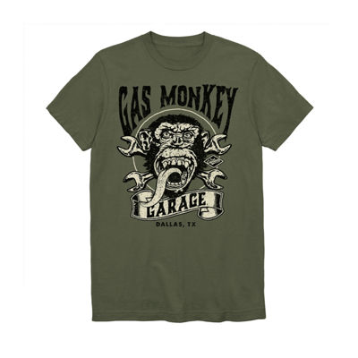Gas Monkey Garage Graphic Tee
