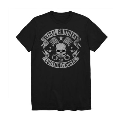 Diesel Brother Truck Graphic Tee