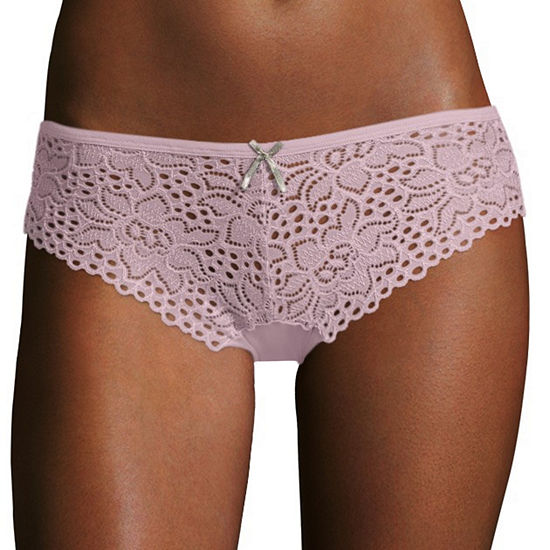 Wallflower Fall 2018 Intimates 3 Pair Lace Hipster Panty Jc4011wf C