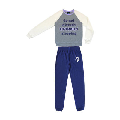 Jelli Fish Kids 2-pc. Pant Pajama Set Girls