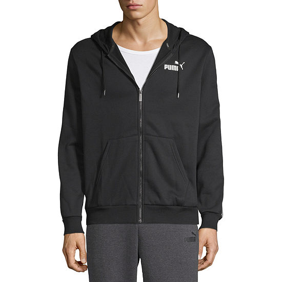 Puma Tape Fleece Full Zip Hoody