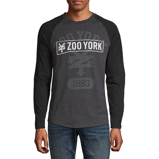 66acb3d5d4c98 Zoo York Mens Long Sleeve Henley Shirt - JCPenney