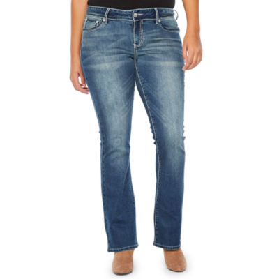 a.n.a Ana Wings Pocket Bootcut Modern Fit Bootcut Jeans