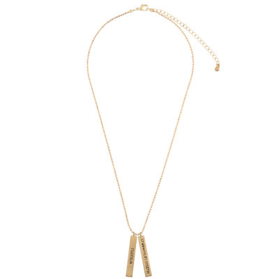 Decree Florida Womens Pendant Necklace