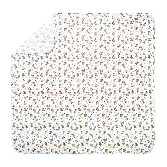 Trend Lab Forest Animal Blanket Unisex