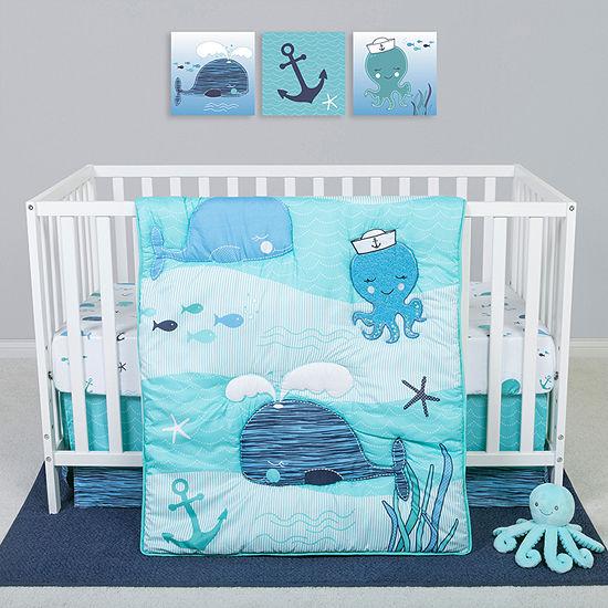 Sammy And Lou 4-pc. Crib Bedding Set