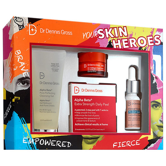 Dr. Dennis Gross Skincare Your Skin Heroes