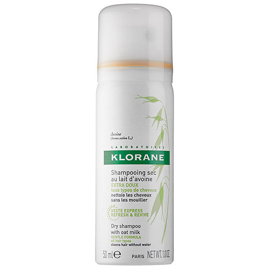 Klorane Dry Shampoo with Oat Milk Mini