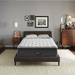 Beautyrest Silver® BRS900™ Plush Pillow Top - Mattress + Box Spring
