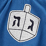 Carter's Hanukkah Unisex 2-pc. Bodysuit Set-Baby
