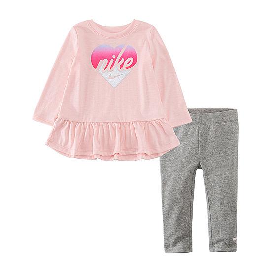 Nike Girls 2-pc. Legging Set - Toddler