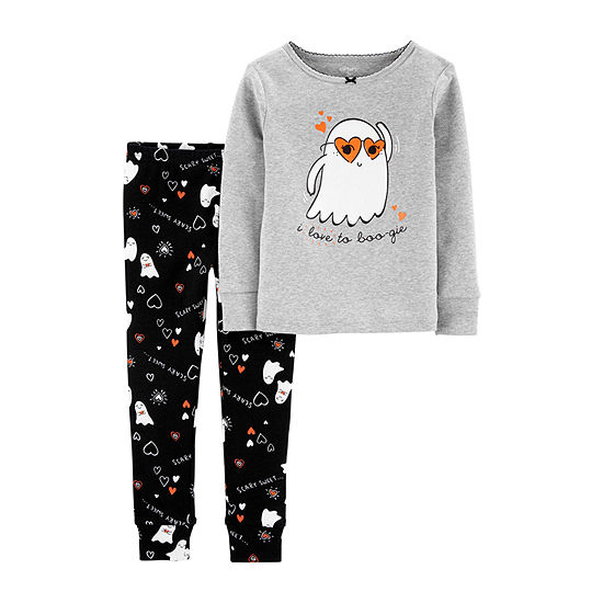 Carter's Girls 2-pc. Pajama Set Baby