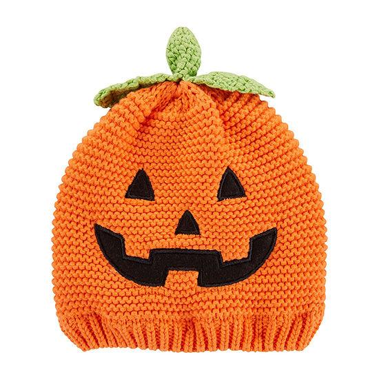 Carter's Pumpkin Unisex Baby Hat-Baby
