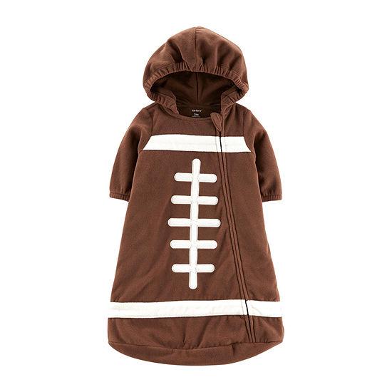 Carter's Football Boys Long Sleeve Baby Sleeping Bags