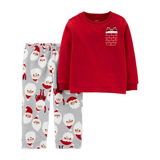 Carter's Christmas Unisex 2-pc. Pajama Set Baby