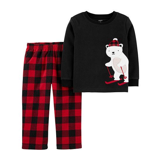 Carter's Christmas Boys 2-pc. Pajama Set Baby
