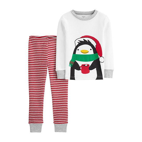 Carter's Christmas Baby Unisex 2-pc. Pajama Set
