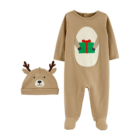 Carter's Christmas Unisex 2-pc. Sleep and Play - Baby