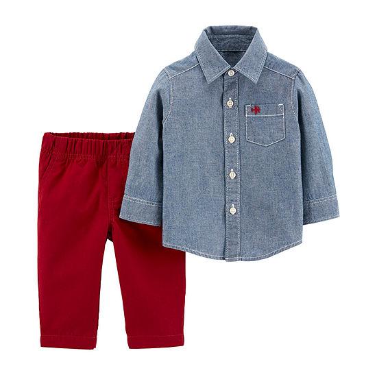 Carter's Boys 2-pc. Pant Set Toddler