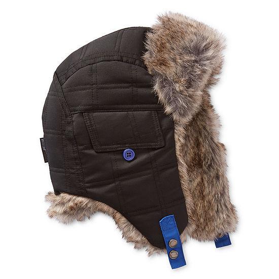 WinterProof Boys Cold Weather Hoods Preschool / Big Kid