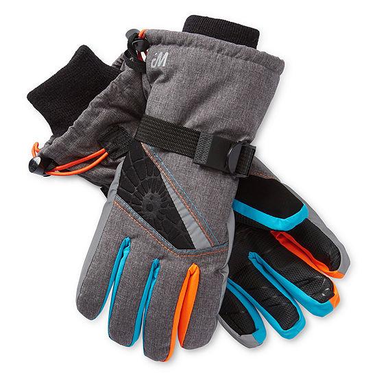 WinterProof Little Kid / Big Kid Boys Cold Weather Gloves