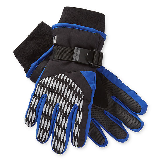 WinterProof Little Kid / Big Kid Boys Cold Weather Gloves