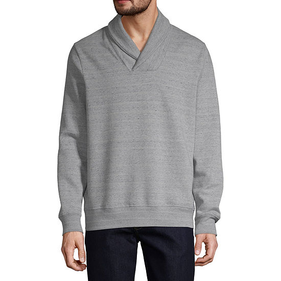 Claiborne Long Sleeve Pullover Sweater