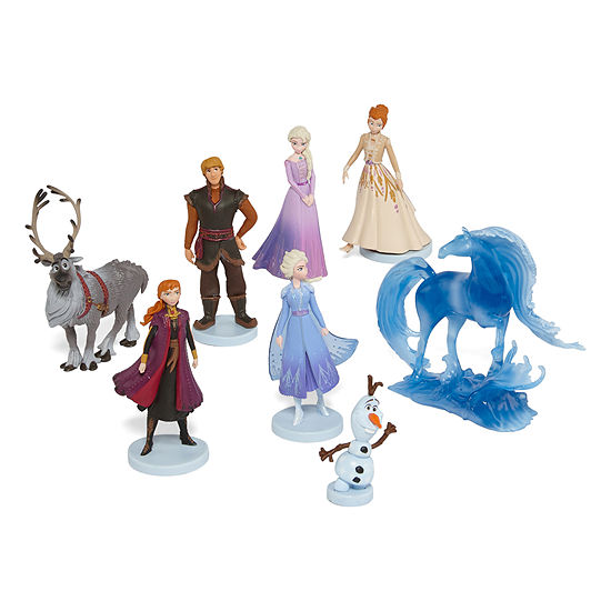 Disney Collection Frozen 2 8-Pc. Deluxe Figurine Playset