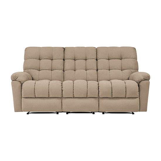 Errol 3 Seat Wall Hugger Recliner Sofa