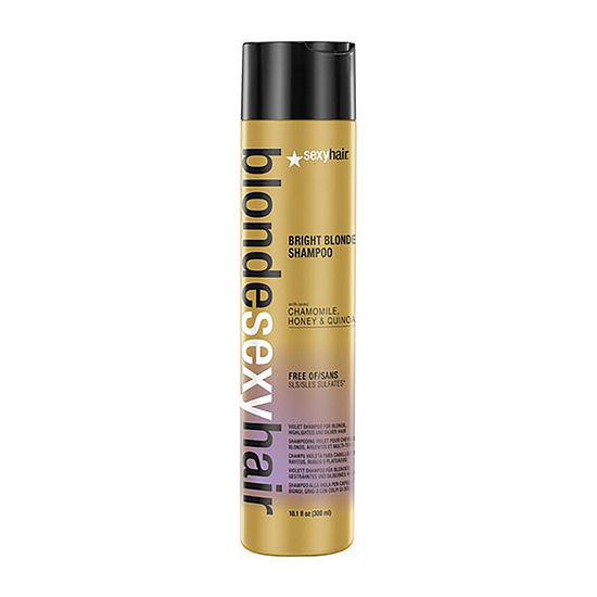Blonde Sexy Hair® Bright Blonde Violet Shampoo - 10.1 oz.